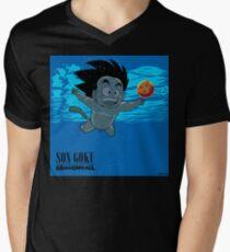 Smells Like Dragon Balls Men's V-Neck T-Shirt