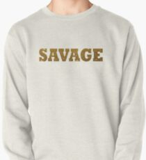 Savage Pullover