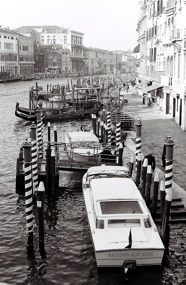Grand Canal  by Venice