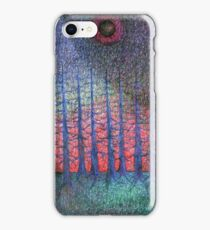 Lunar Night iPhone Case/Skin
