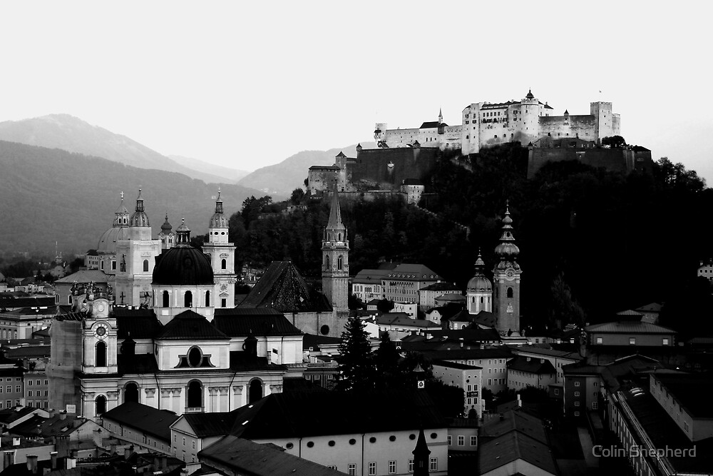 Salzburg by Colin Shepherd