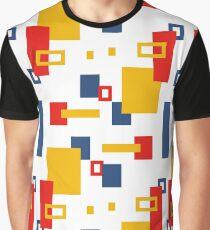 Bauhaus-esque Mid Century Modern 1 Graphic T-Shirt