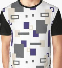 Bauhaus-esque Mid Century Modern 2 Graphic T-Shirt