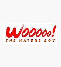 Woooo! The Nature Boy Photographic Print