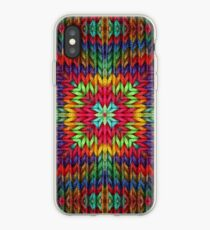 Knitter 1 iPhone Case