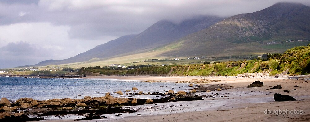 Foothills of Croagh Patrick by Doug Butcher