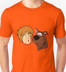 A man and a dog T-Shirt