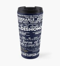 Lieutenant Jones speech Travel Mug