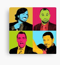Impractical Jokers The Cast Canvas Print