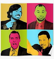 Impractical Jokers The Cast Poster