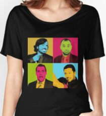 Impractical Jokers The Cast Women's Relaxed Fit T-Shirt