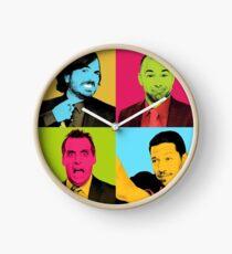 Impractical Jokers The Cast Clock