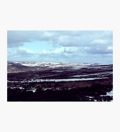 North York Moors Photographic Print