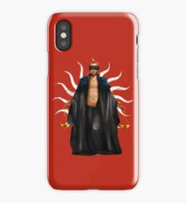 Scales of Justice iPhone Case
