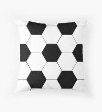 Beautiful Cushions/ Man Cave Soccer Ball Throw Pillow