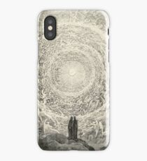 Dante, Heaven, Heavenly, The Divine Comedy, Gustave Doré, Highest, Heaven iPhone Case/Skin