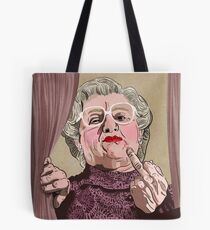 Mrs Doubtfire - Illustration - Robin Williams - Film - Funny Tote Bag