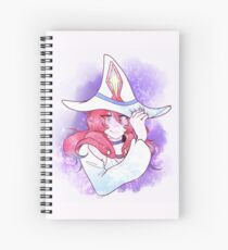 Shiny Chariot Spiral Notebook