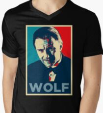 Mr. Wolf Pulp Fiction (Obama Effect) T-Shirt