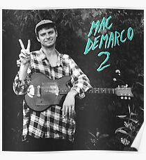 Mac DeMarco - 2 Poster