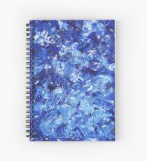 Azure Spiral Notebook
