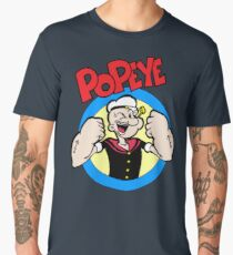 Popeye Men's Premium T-Shirt