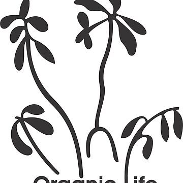 Organic Life T-Shirt by claudiorrb