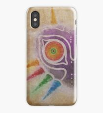 Legend of Zelda - Majora's Mask Weathered iPhone Case/Skin