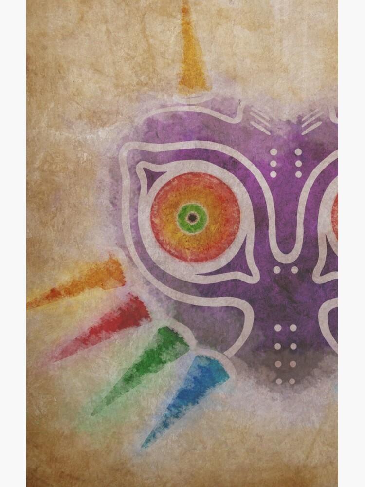 Legend of Zelda - Majora's Mask Weathered by JoeCool58