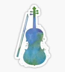 A viola Sticker
