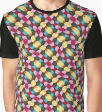 Wibbley Wobbley Stripey Wipey (pattern) Graphic T-Shirt