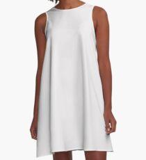 Pantone 2018 Spring Colours  COCONUT MILK |CLASSICS A-Line Dress