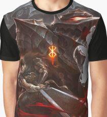 Berserk Sword Graphic T-Shirt