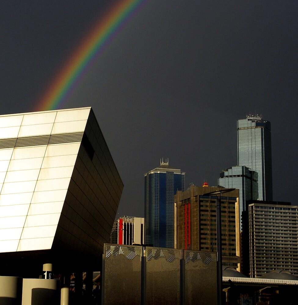 Rainbow City by Bruce  Watson