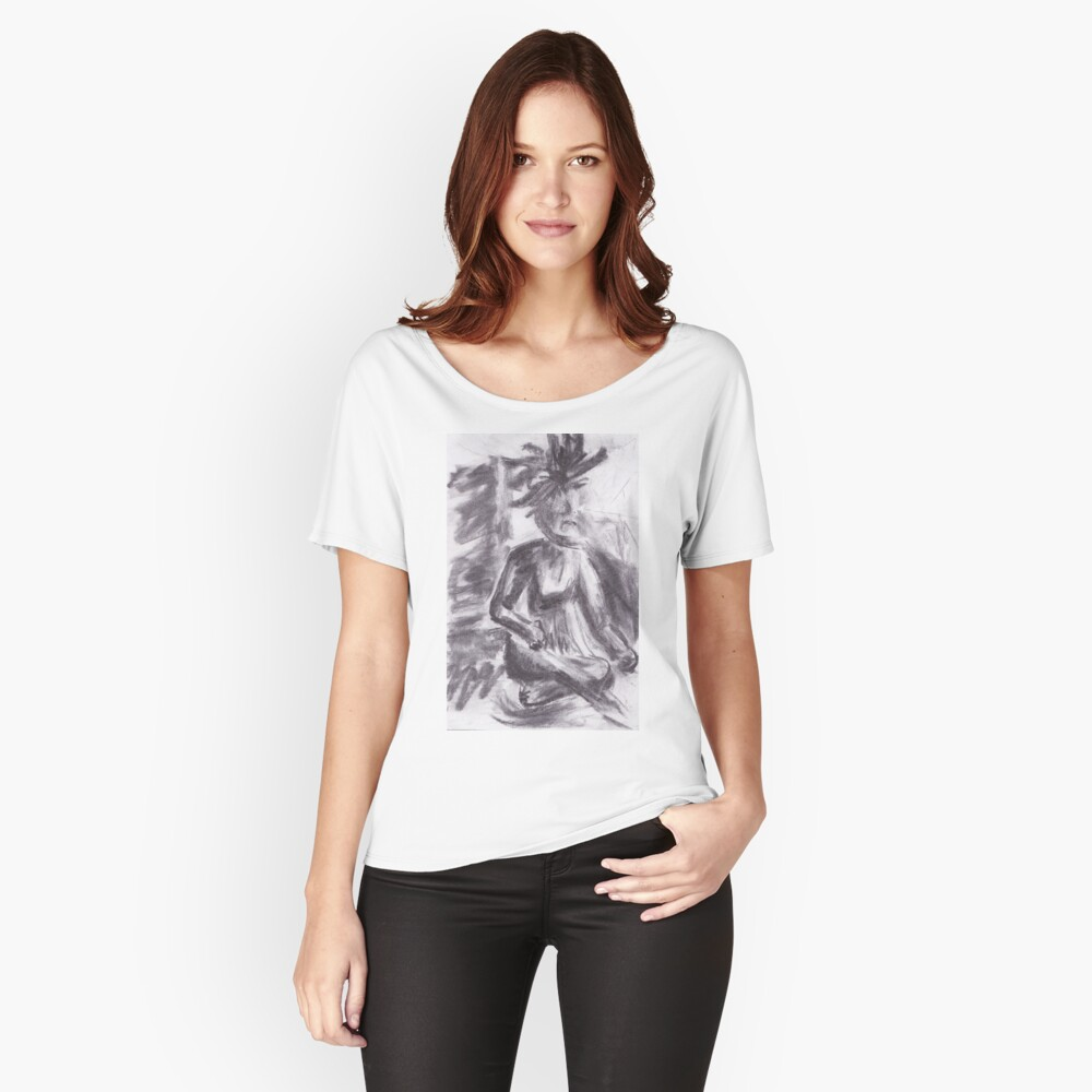 Essentia Women's Relaxed Fit T-Shirt Front