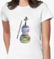 A violin T-Shirt