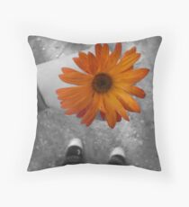Series: Wheel of Fire ~Two~ Throw Pillow