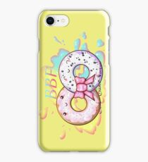 Donuts: Best Buns Forever iPhone Case/Skin
