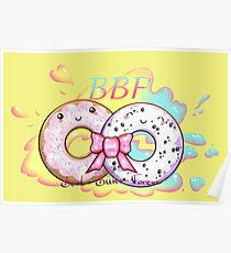 Donuts: Best Buns Forever Poster