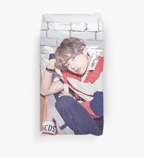 Love Yourself Taehyung Duvet Cover