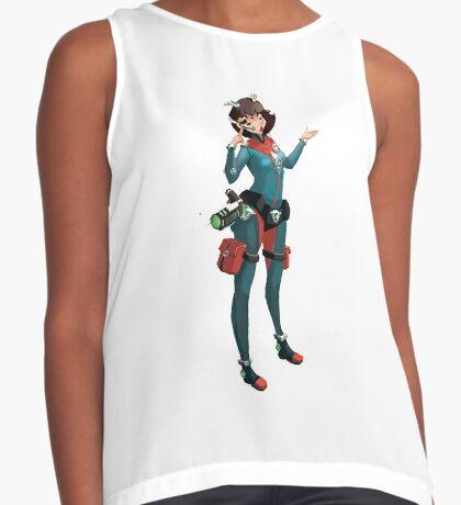 Girl warrior Blusa sin mangas