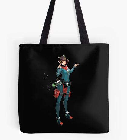 Girl warrior Bolsa de tela