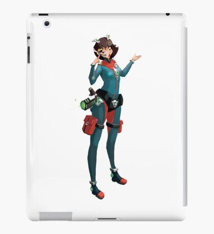 Girl warrior Vinilo o funda para iPad