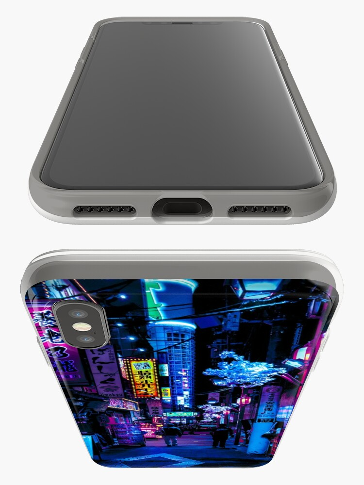 Alternate view of Blade Runner Vibes iPhone Case & Cover