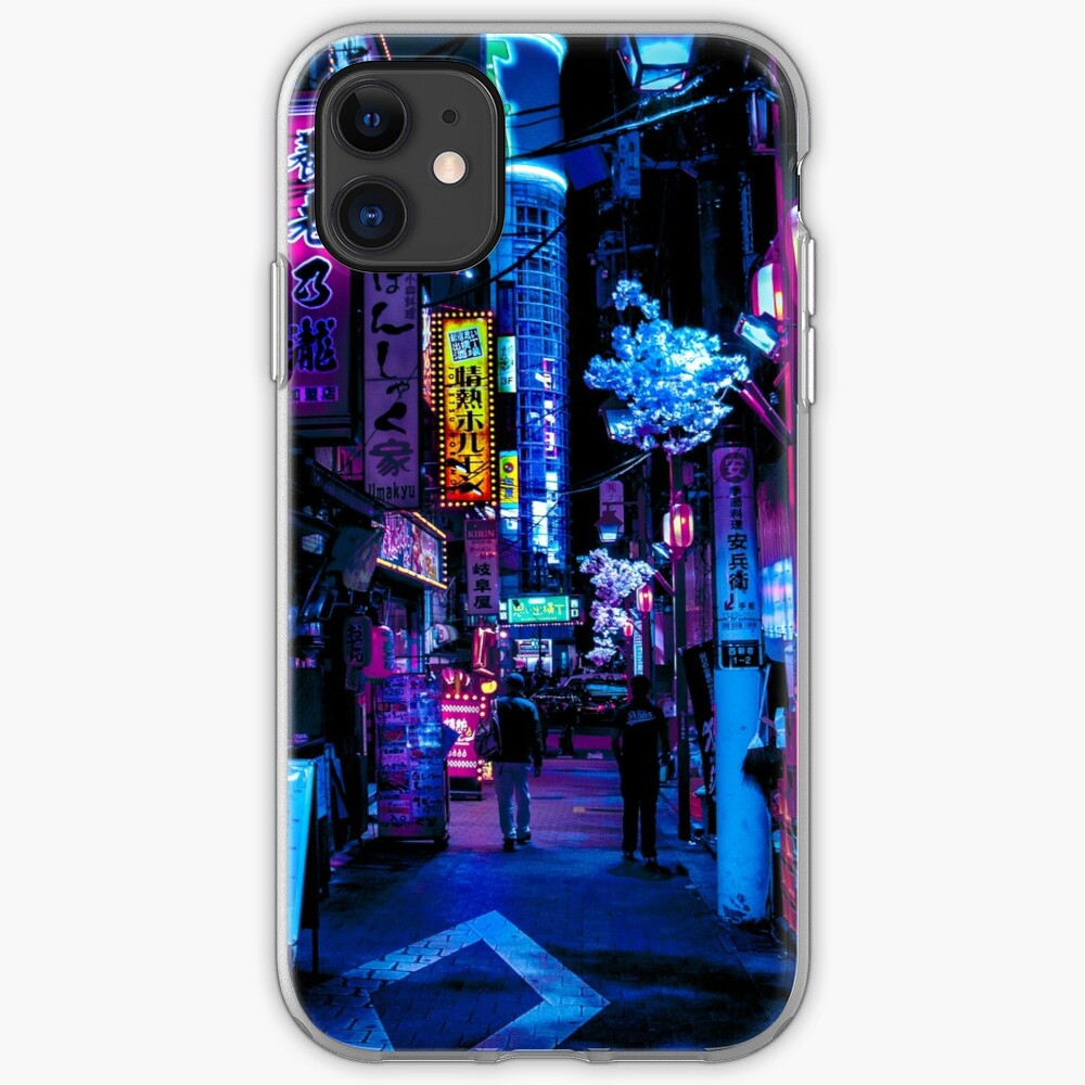 Blade Runner Vibes iPhone Case & Cover