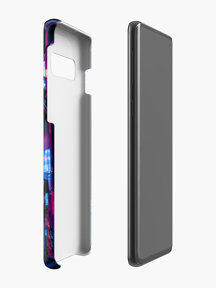 Alternate view of Blade Runner Vibes Case & Skin for Samsung Galaxy