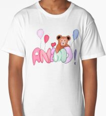 Animo! Long T-Shirt