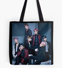 BTS-Gruppe Tote Bag