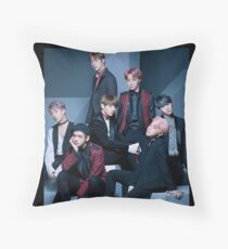 BTS- Group  Throw Pillow