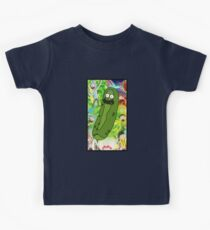 Rick and Morty - Pickle Rick Kids Clothes